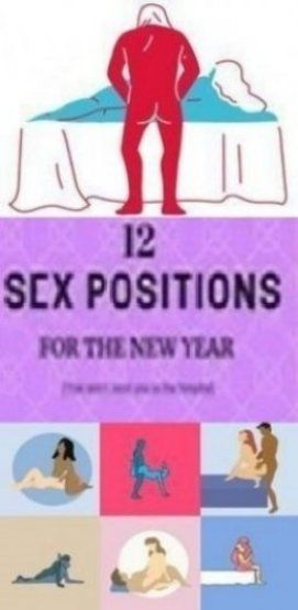 12 NEW S&&X POSITI&NS# TO TRY IN THE NEW YEAR (THAT)…